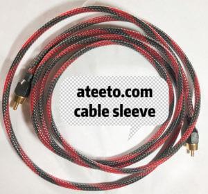 expandable wire cover automotive