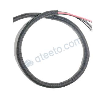 braided wire wrap automotive